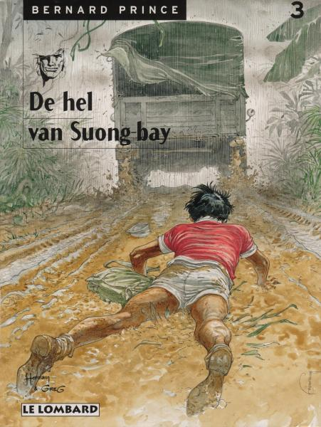 Bernard Prince 3 De hel van Suong-Bay