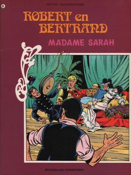 Robert en Bertrand 69 Madame Sarah