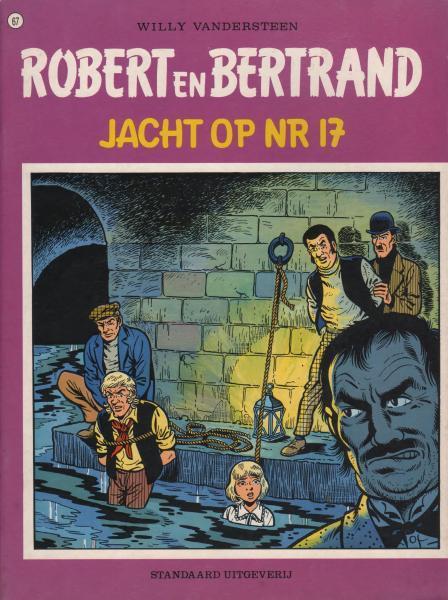 Robert en Bertrand 67 Jacht op nr 17