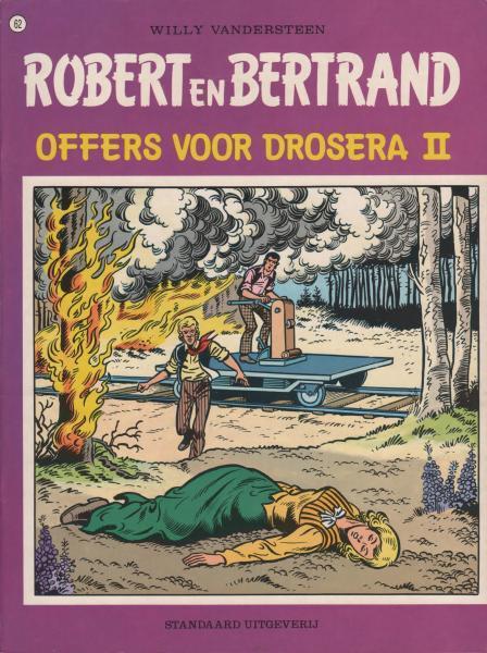 Robert en Bertrand 62 Offers voor Drosera II