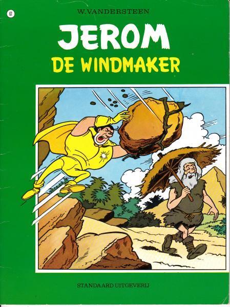 Jerom 61 De windmaker