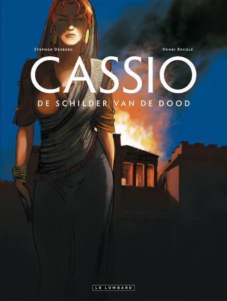 Cassio 8 De schilder van de dood