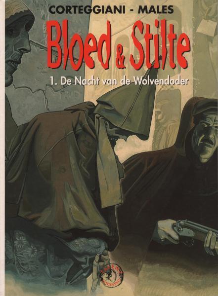 Bloed & stilte 1 De nacht van de wolvendoder
