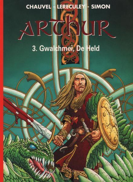 Arthur 3 Gwalchmei, de held