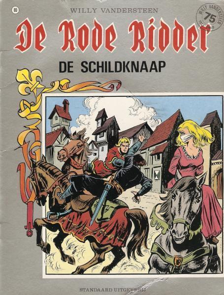 De Rode Ridder 80 De schildknaap