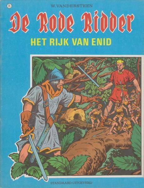 De Rode Ridder 25 Het rijk van Enid