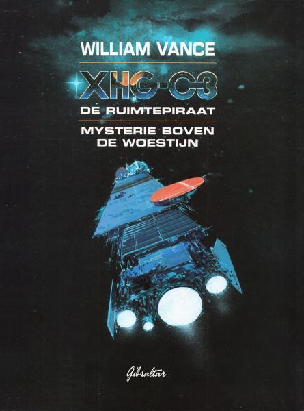 XHG-C3 1 De ruimtepiraat - Mysterie boven de woestijn