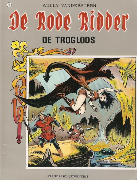 De Rode Ridder 107 De Troglods