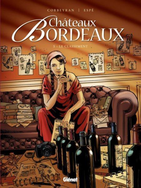 Châteaux Bordeaux 5 Le classement