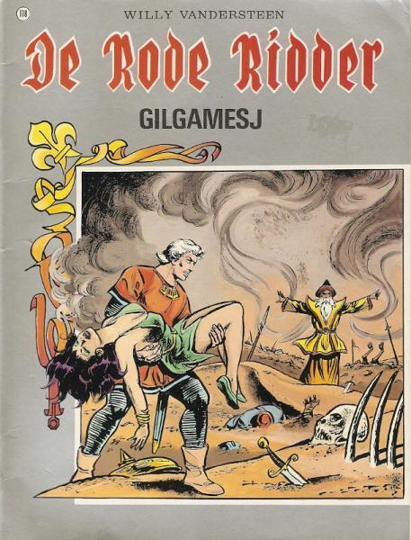 De Rode Ridder 118 Gilgamesj