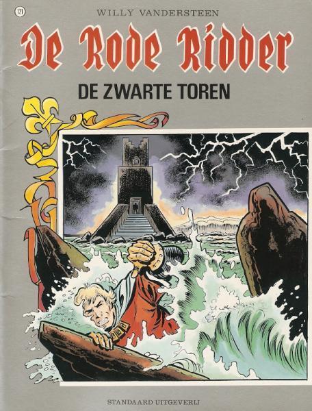 De Rode Ridder 121 De zwarte toren