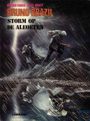 Bruno Brazil 8 Storm op de Aleoeten