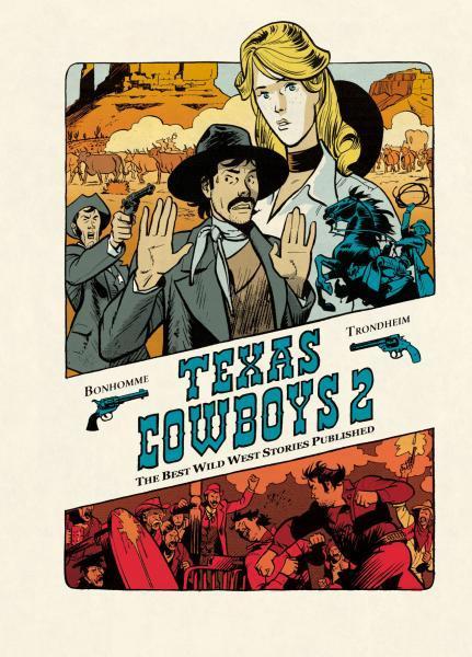 Texas Cowboys (Blloan) 2 Deel 2
