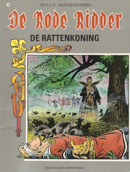 De Rode Ridder 142 De rattenkoning