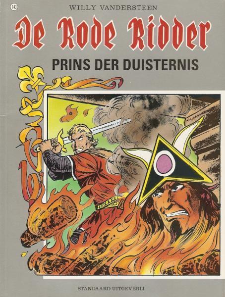 De Rode Ridder 143 Prins der duisternis