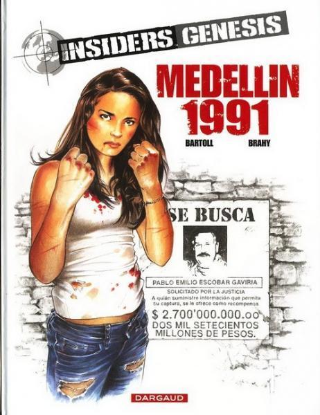 Insiders Genesis 1 Medellin 1991