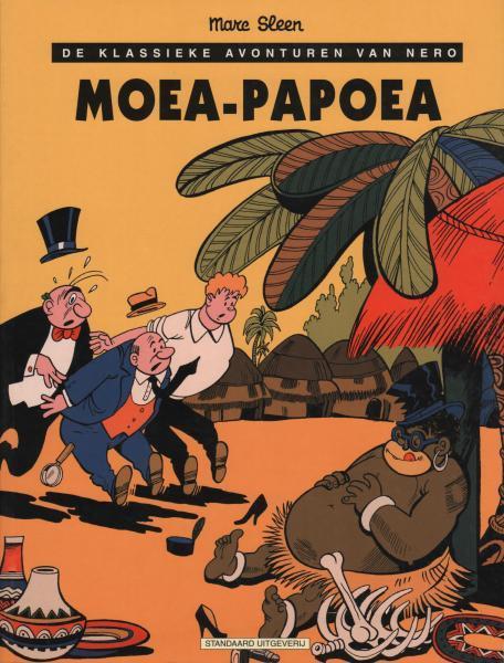 De klassieke avonturen van Nero E10 Moea-Papoea