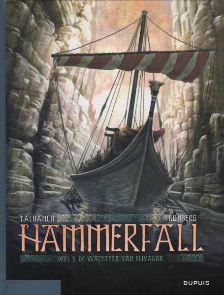 Hammerfall 3 De wachters van Elivagar
