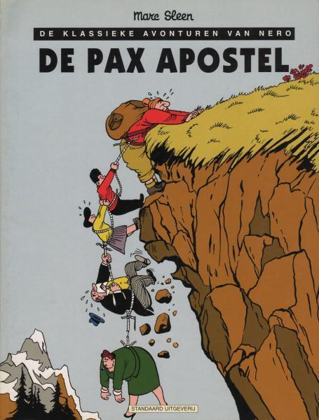 De klassieke avonturen van Nero E31 De Pax apostel