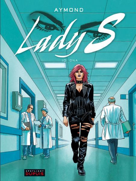 Lady S. 10 DNA
