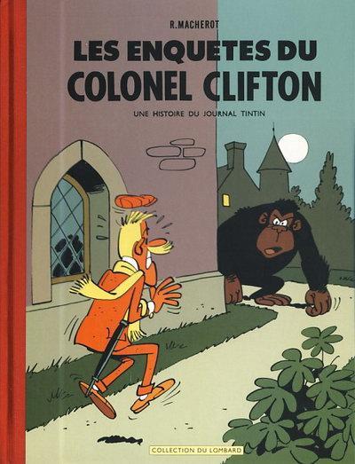 Clifton S1 Les enquêtes du colonel Clifton