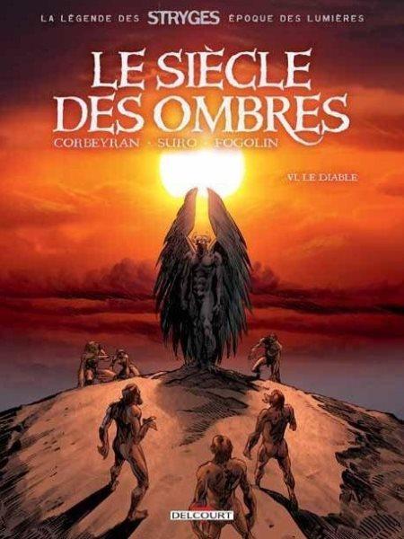 De eeuw der schimmen 6 Le diable