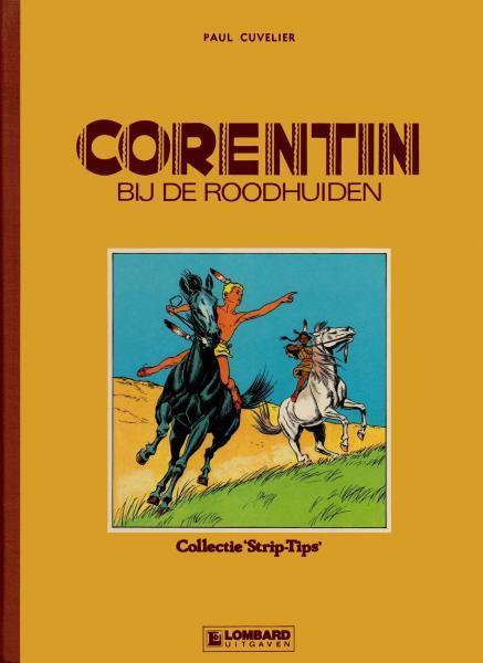 Corentin 3 Corentin bij de roodhuiden