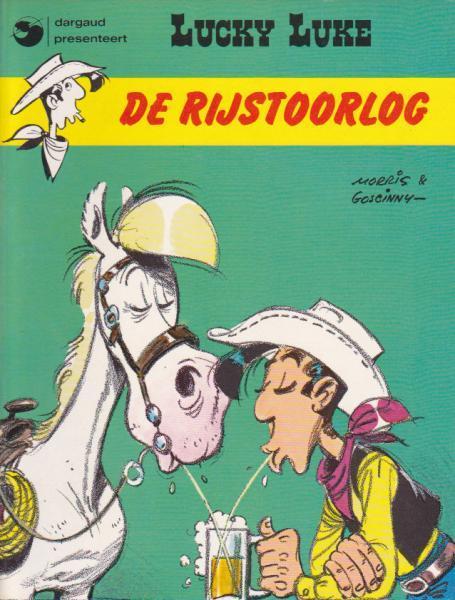 Lucky Luke (Dargaud/Lucky Comics) 8 De rijstoorlog