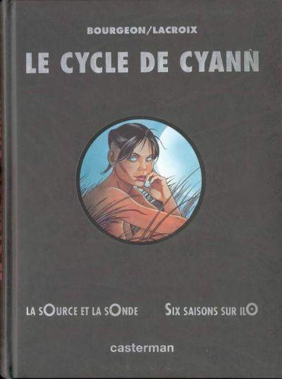 De cyclus van Cyann INT 1 La sOurce et la sOnde / Six saisons sur ilO