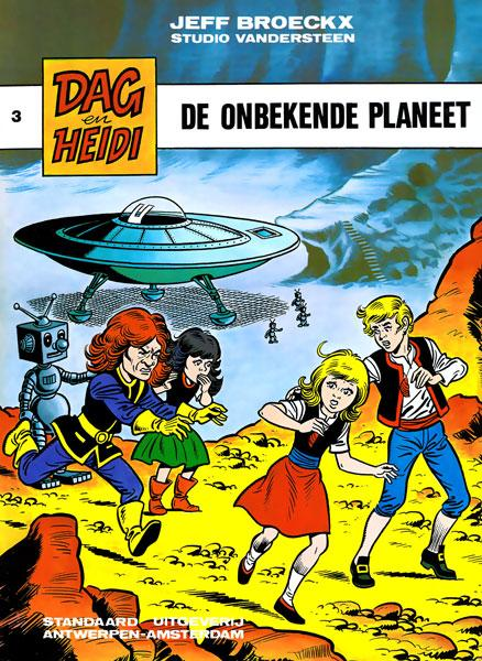 Dag en Heidi (Standaard) 3 De onbekende planeet