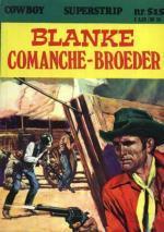 Cowboy superstrip 515 Blanke Comanche-broeder