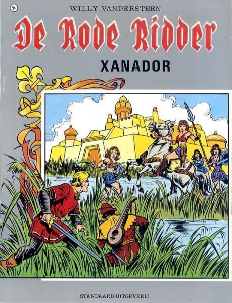 De Rode Ridder 94 Xanador