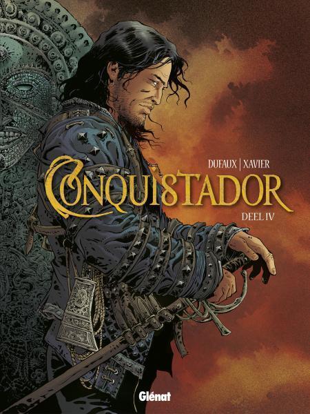 Conquistador (Xavier) 4 Deel 4