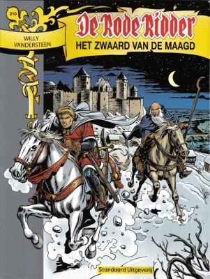 De Rode Ridder 210 Het zwaard van de maagd