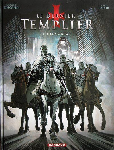 De laatste tempelier 1 L'encodeur