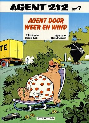 Agent 212 7 Agent door weer en wind