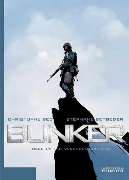 Bunker (Dupuis) 1 De verboden grenzen