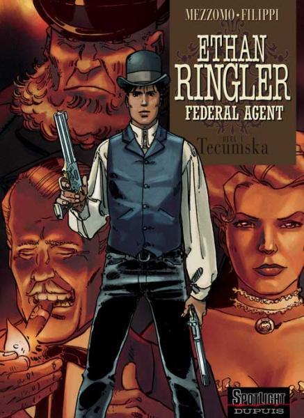 Ethan Ringler, Federal Agent 1 Tecumska