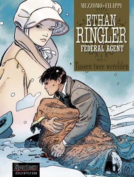 Ethan Ringler, Federal Agent 3 Tussen twee werelden