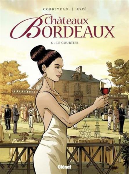 Châteaux Bordeaux 6 Le courtier