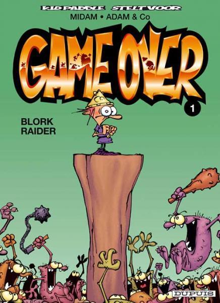 Game over 1 Blork Raider