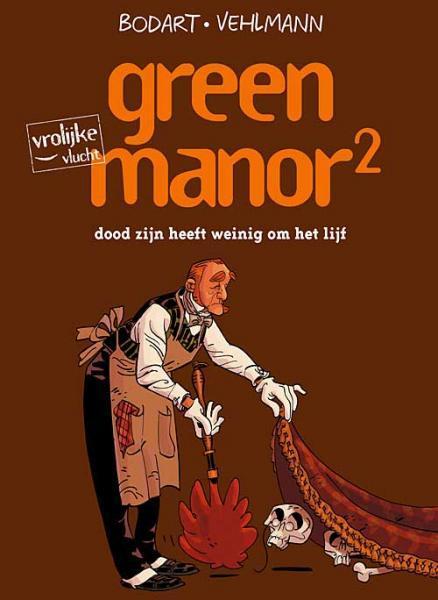 Green Manor 2 Dood zijn heeft weinig om het lijf