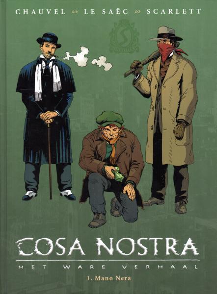 Cosa Nostra - Het ware verhaal 1 Mano Nera