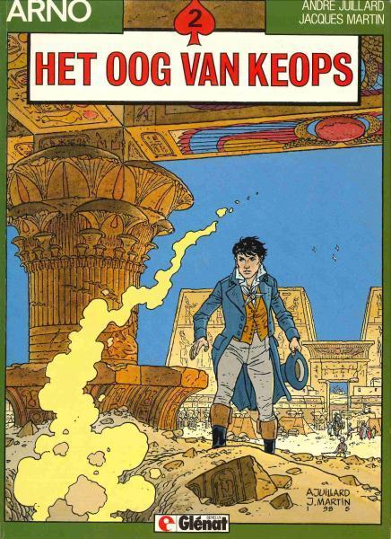 Arno 2 Het oog van Keops
