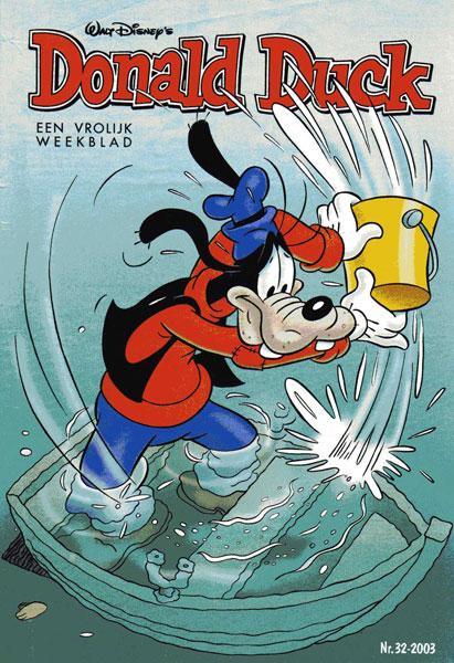 Donald Duck weekblad - 2003 (jaargang 52) 32 Jaargang 52 - nummer 32
