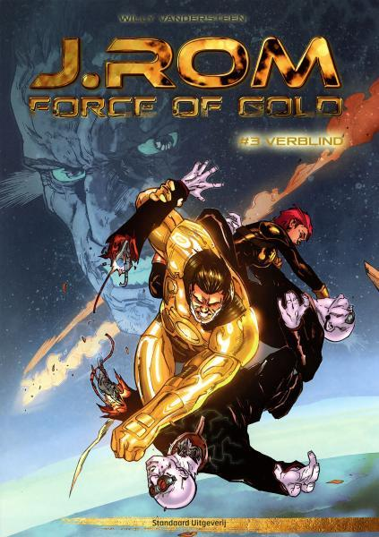 J.Rom - Force of Gold 3 Verblind