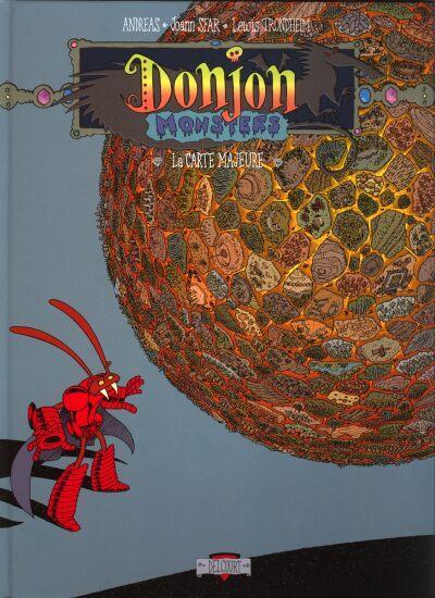 Donjon monsters 3 La carte majeure