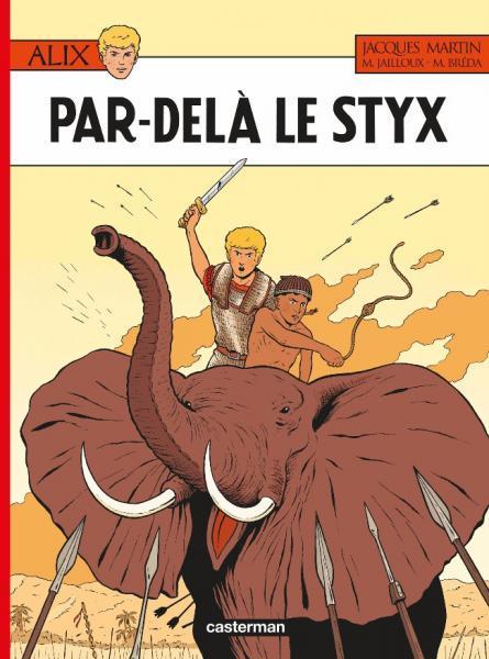Alex 34 Par-delà le Styx