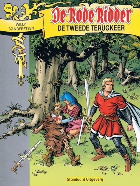De Rode Ridder 213 De tweede terugkeer