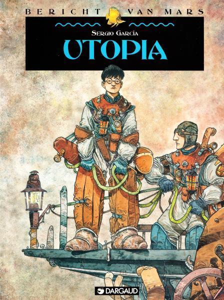 Bericht van Mars 1 Utopia